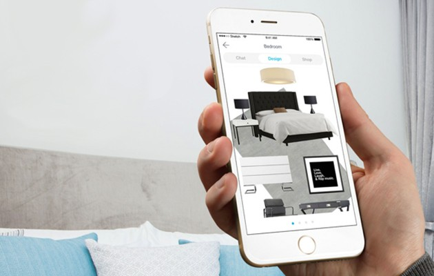This Homee App Will Redesign Your Room For Free Live Smart