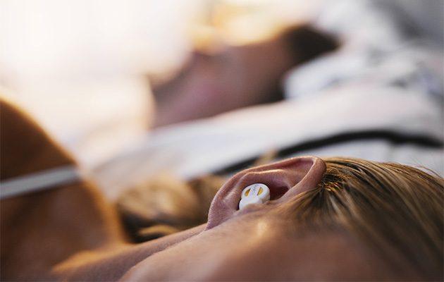 QuietOn ear plugs