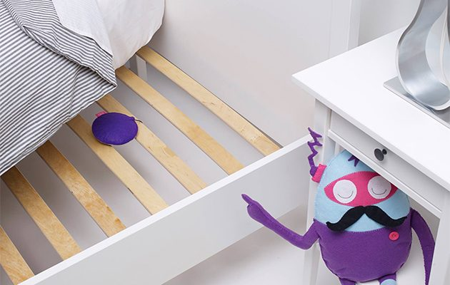 lully sleep guardian bed