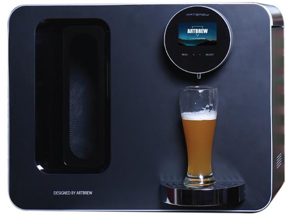Artbrew smart beer