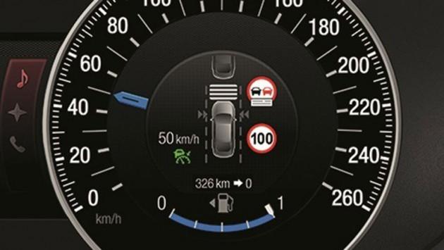 Ford's intelligent Speed Limiter