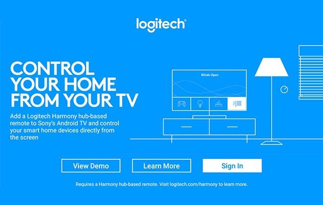 Logitech Harmony App Android TV