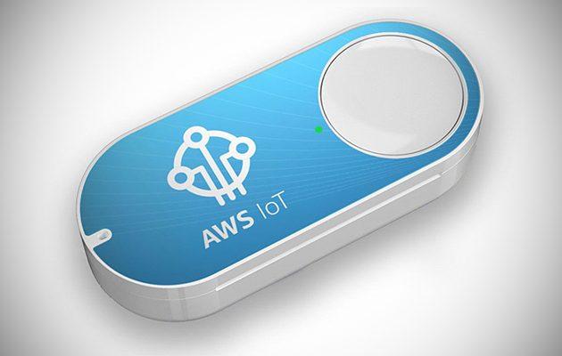 Amazon Dash - AWS IoT Button