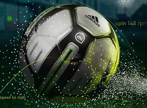 Adidas connected football