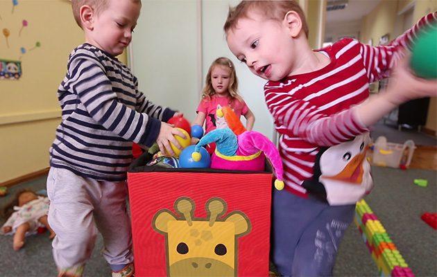 Smart Toybox