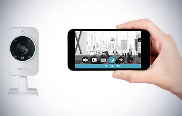 D-Link smart home app