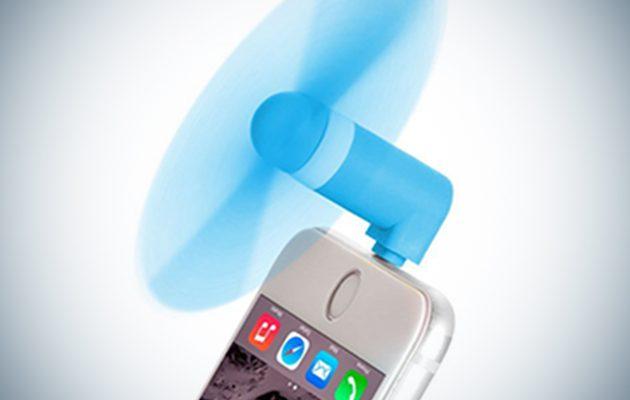 Haweel iPhone USB fan