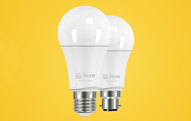 hive active light is the affordable smart lightbulb you 39 re. Black Bedroom Furniture Sets. Home Design Ideas