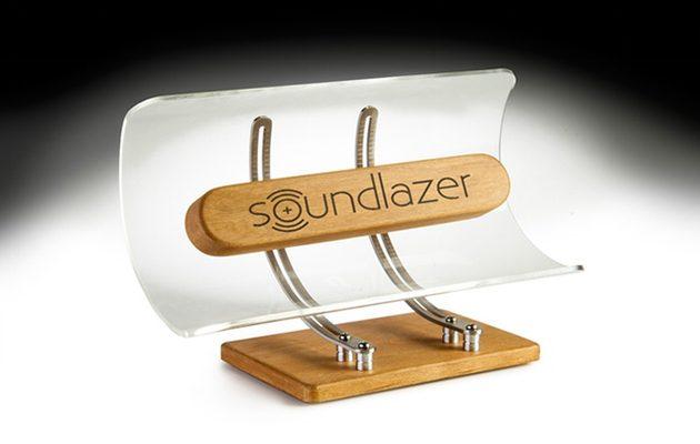 Soundlazer VR speaker