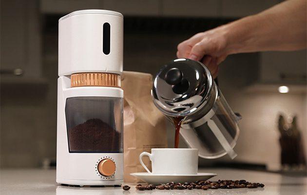 Voltaire coffee grinder
