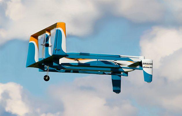 Amazon Prime Delivery Drone
