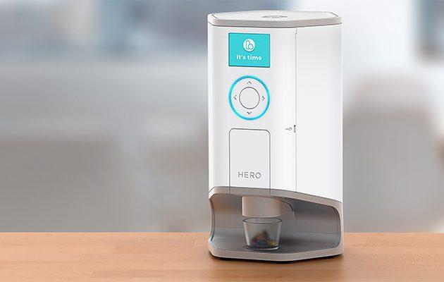 Hero Smart Pill Dispenser