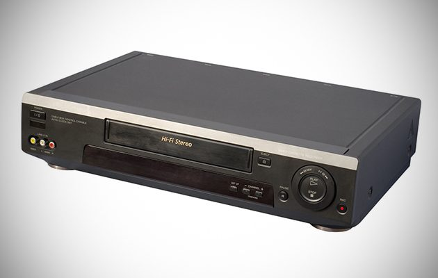 Nikkei VHS Player