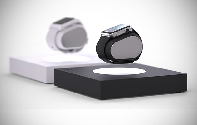 LIFT anti gravity apple watch charger