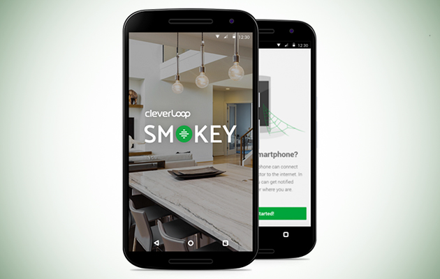 Smokey The App For Your Old Phone That Could Save Your Life