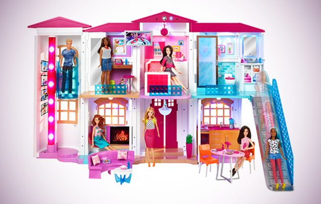 Barbie S New Dreamhouse Is An Iot Powered Voice