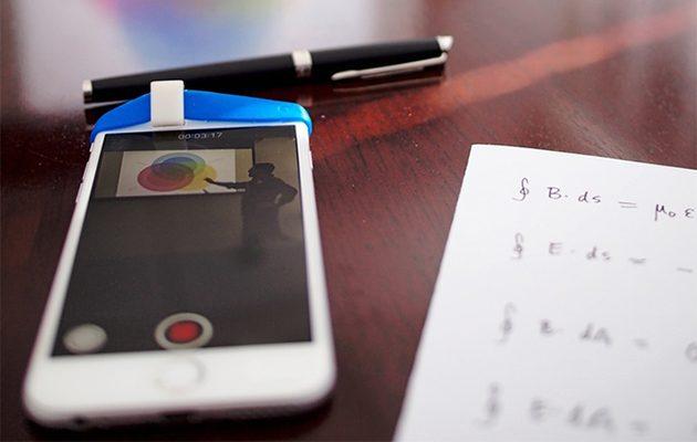 Prismo smartphone camera