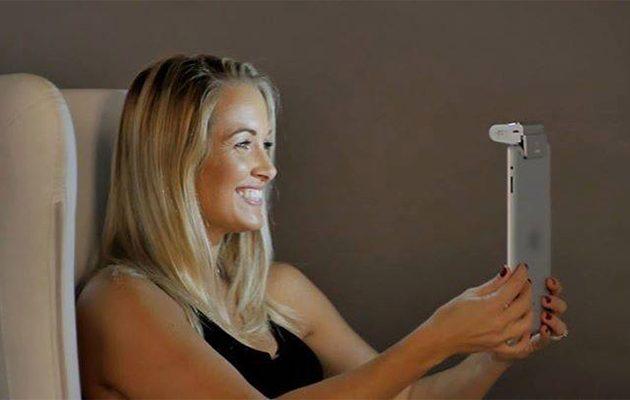 Chatlight LED selfie light