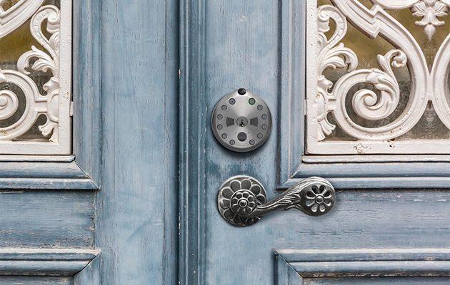 gate smart video door lock