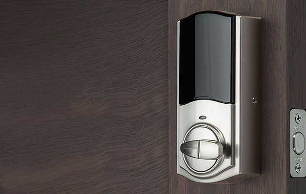 Kevo Convert Kit Makes Your Normal Front Door Lock Smart