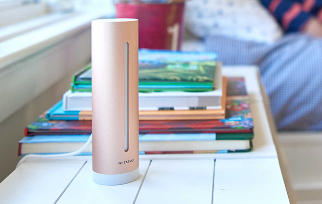 Netatmo Healthy Home Coach Monitors The Climate In Your House