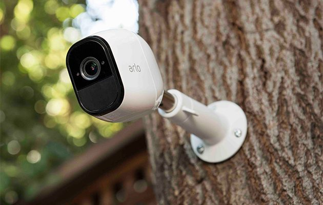 Netgear Arlo Pro security camera