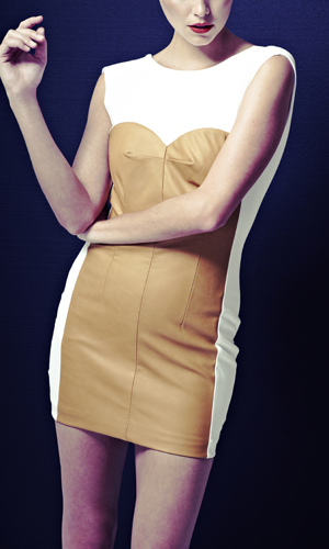 Shop for futuristic-style dresses at Aqua by Aqua!