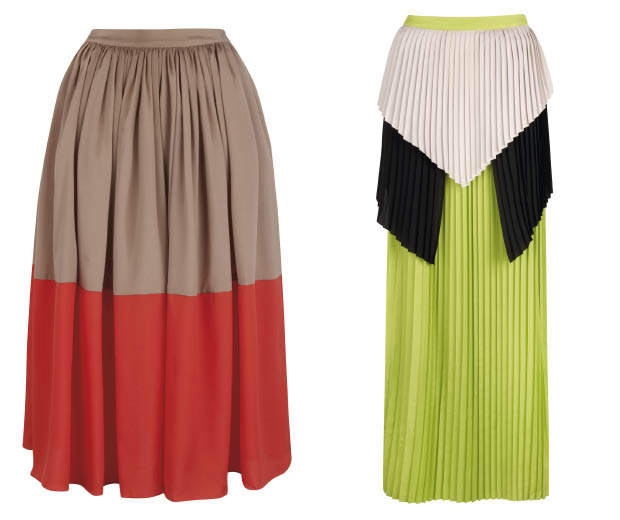 AW11 skirts by Australian label Cameo