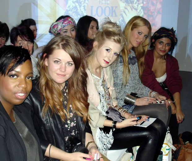 Win your chance to be front row at the LOOK Show, like our last five fashion blogger winners