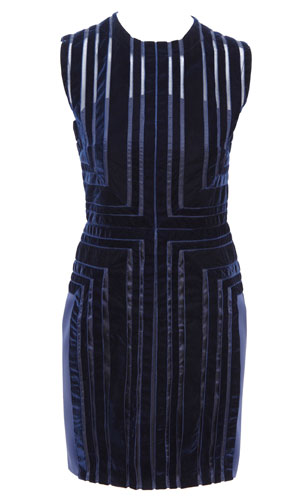 This gorgeous blue dress from the Asos Christmas Collection will be perfect for parties this winter