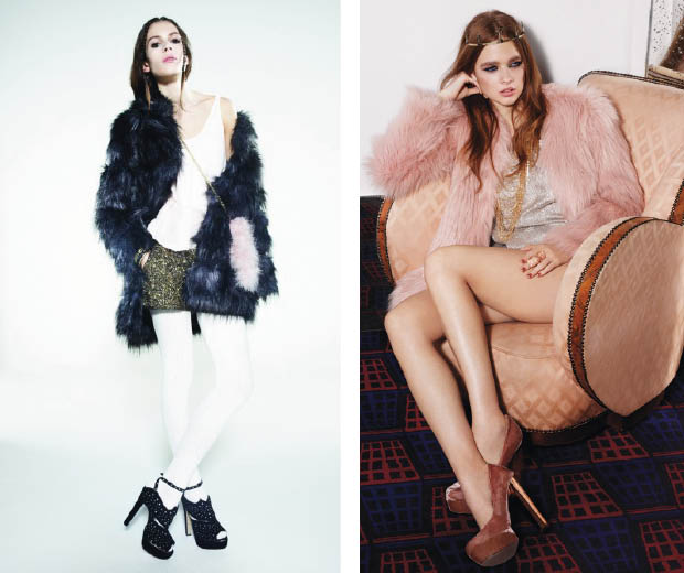 Shop the best faux fur coats on the high street from fashion stores including Topshop, Dorothy Perkins, Warehouse and Oasis