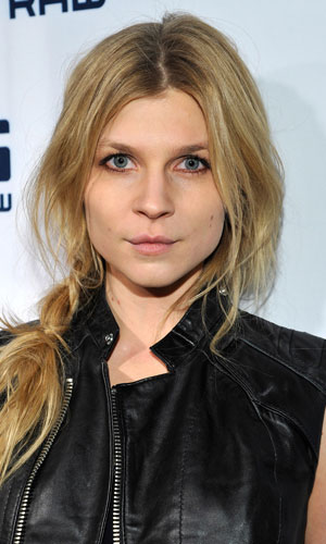 Clémence Poésy has been announced as the new face of jeans label G-Star Raw