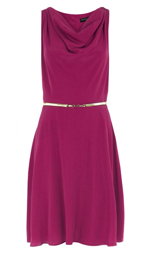 We reckon this dress is a steal at £18 with the extra discount at Dorothy Perkins