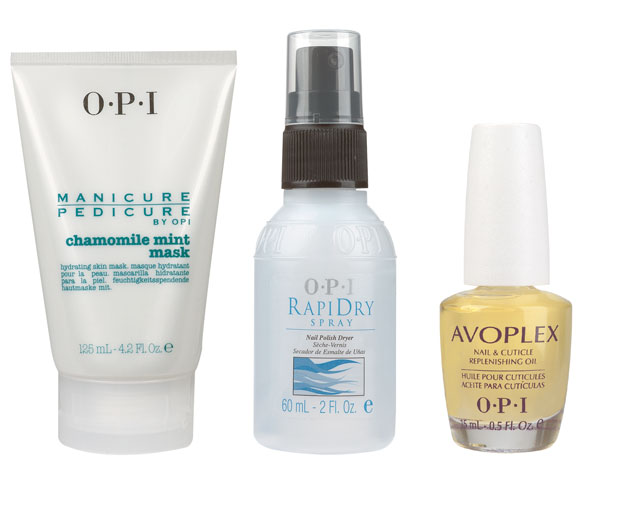 OPI's fab at-home pedicure range is the perfect way get summer feet