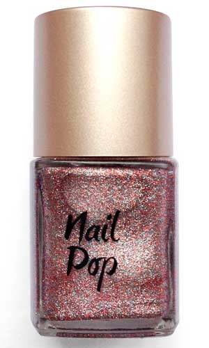 Get this free LOOK Beauty Nail Pop polish when you buy two LOOK Beauty products