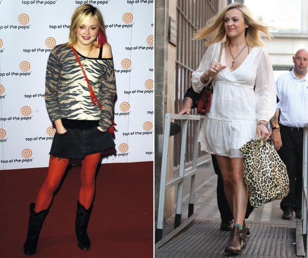 We take a look back at Fearne Cotton's style hits