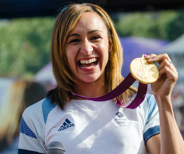 Jessica Ennis rocks! And not only because she won an Olympic gold medal!