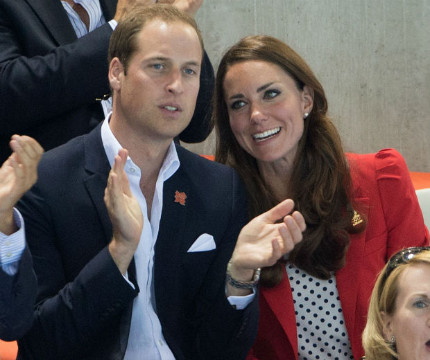 Prince William was a hero this weekend!