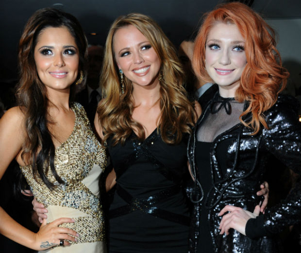 Cheryl Cole, Kimberley Walsh and Nicola Roberts will be joined by Sarah Harding and Nadine Coyle!