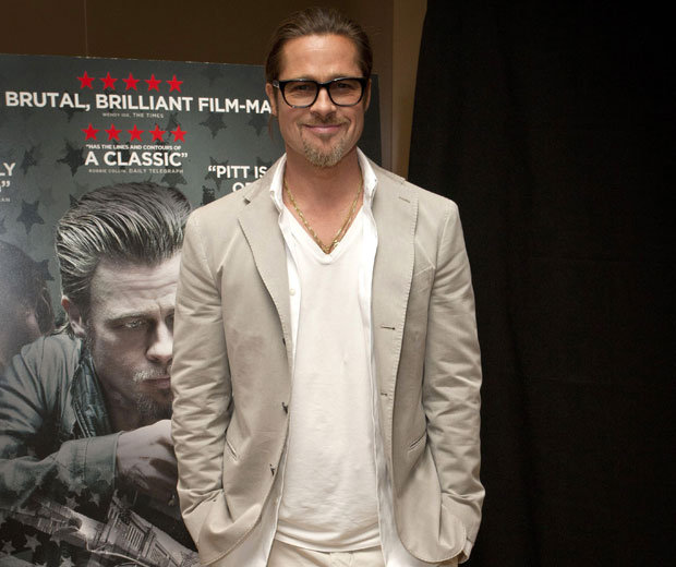 Brad Pitt says he has no plans to marry Angelina Jolie yet