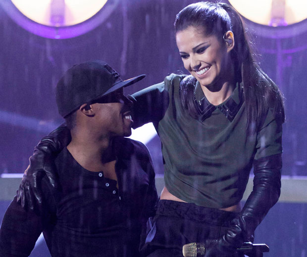 Cheryl Cole made is clear that Tre Holloway is very much her boyfriend