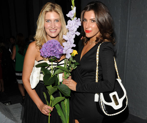 Made In Chelsea's Gabriella Ellis and Cheska Hull have kissed and made up