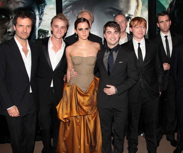 Emma Watson made the revelation on the Jonathan Ross show