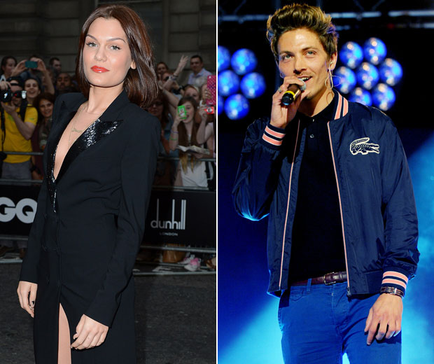 Will Jessie J let Tyler James take her out on a date?