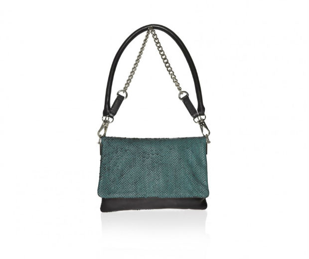 We're swooning over Kurt Geiger's 'Sherbet Jazz' handbag, £120!