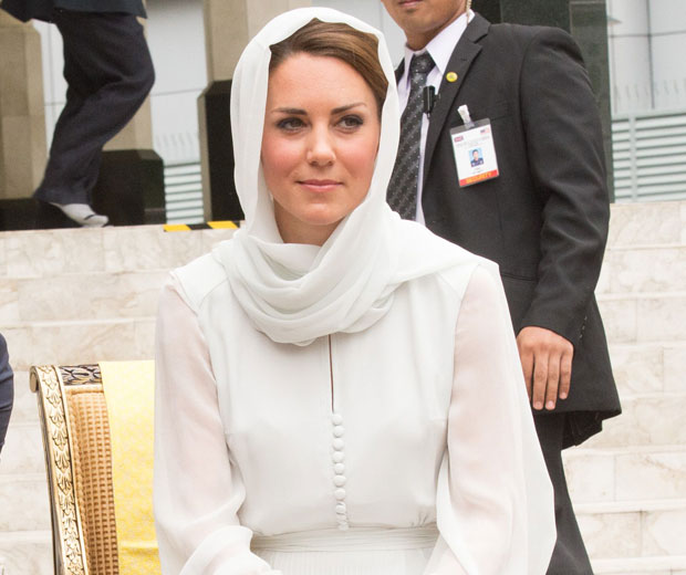 """Kate Middleton says that the publication has """"crossed a red line"""""""