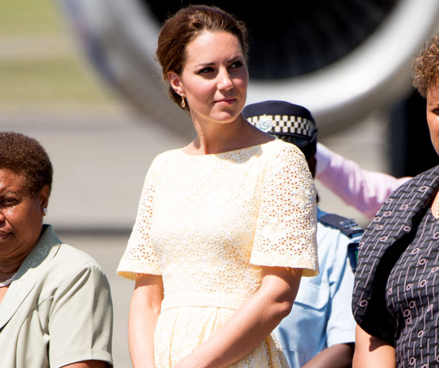 Kate Middleton's topless pictures have been seen by a huge number of people online