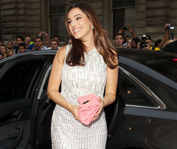 There's no love lost between Kelly Brook and Simon Cowell