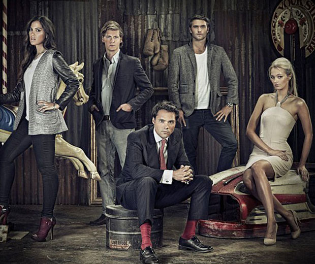 E4 has released a picture of the five new cast members on Made In Chelsea