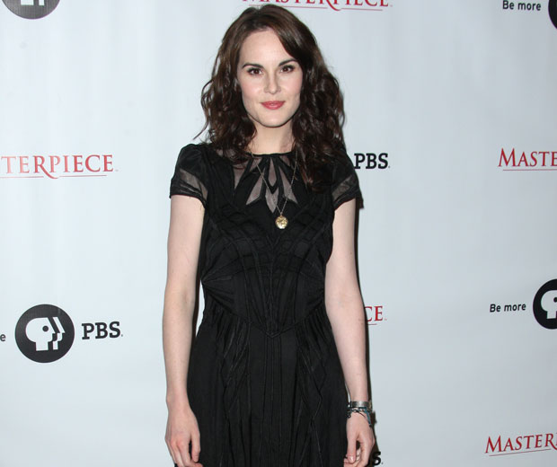 Series three will see Lady Mary (played by Michelle Dockery) walk down the aisle
